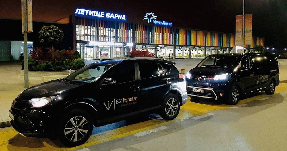 Varna Airport Transfers